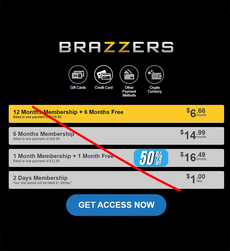 username Free password brazzers